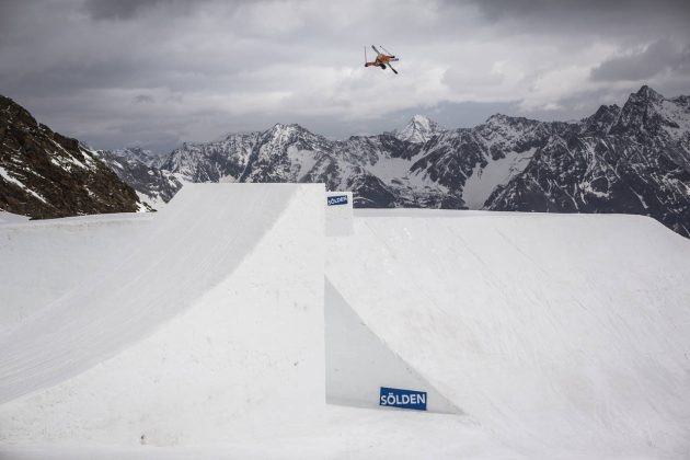 Area47 Snowpark - The Wedge